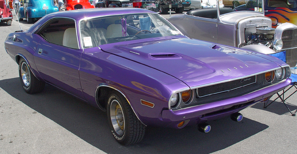 Sourcing Importing A Dodge Challenger